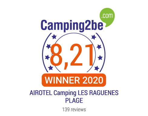 Lire les avis du camping Le Raguenes Plage