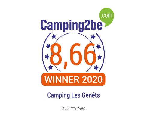 Lire les avis du camping Camping Les Genêts