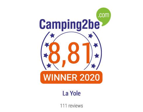 Lire les avis du camping La Yole