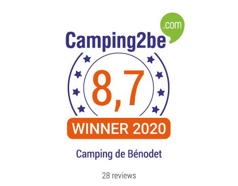 Lire les avis du Camping de Bénodet