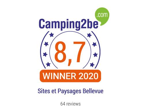 Lire les avis du Camping BELLEVUE