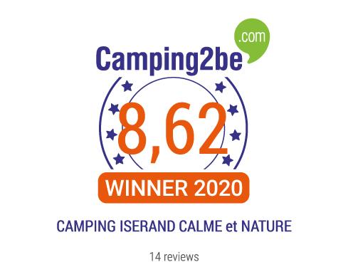 Lire les avis du camping CAMPING ISERAND CALME et NATURE