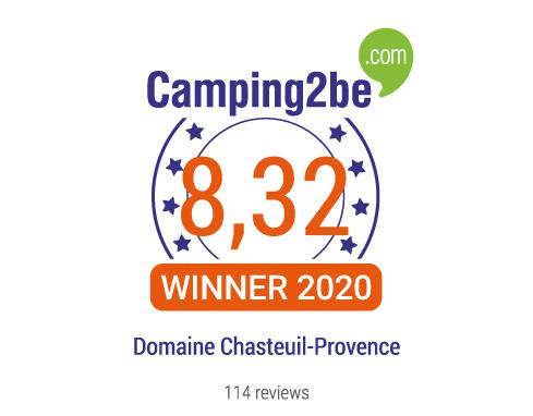 Lire les avis du camping Domaine Chasteuil-Provence