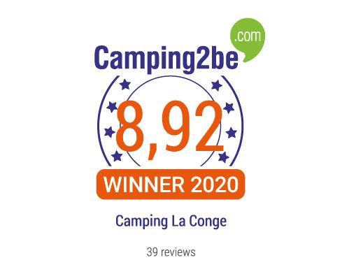 Lire les avis du Camping La Conge
