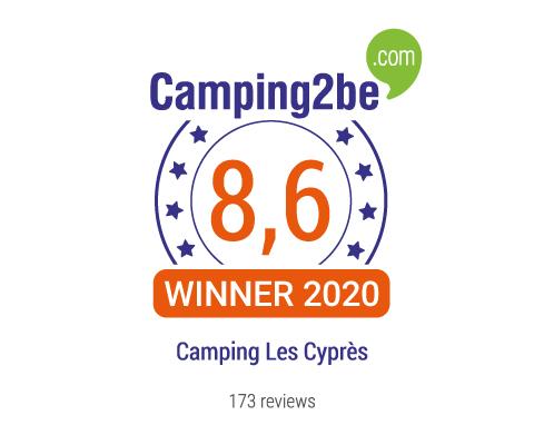 Lire les avis du  Camping Les Cyprès