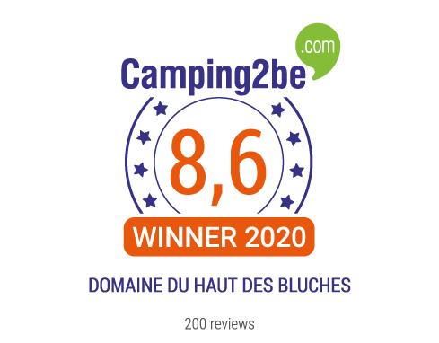 Lire les avis du camping DOMAINE DU HAUT DES BLUCHES