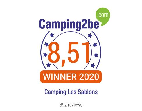 Lire les avis du camping Camping Les Sablons