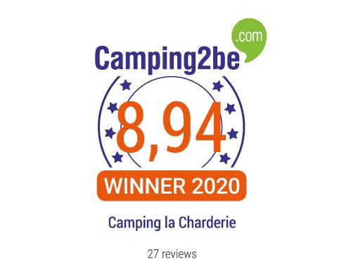 Lire les avis du camping Camping la Charderie