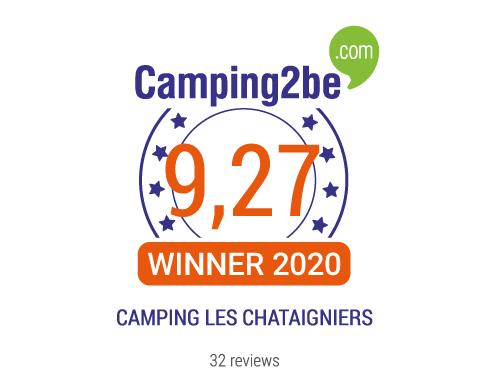Lire les avis du camping CAMPING LES CHATAIGNIERS