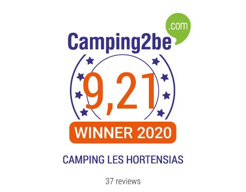 Lire les avis du camping CAMPING LES HORTENSIAS