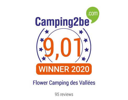 Lire les avis du camping Flower Camping des Vallées