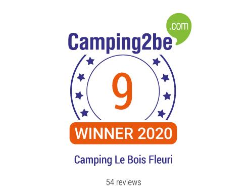 Lire les avis du Camping Le Bois Fleuri