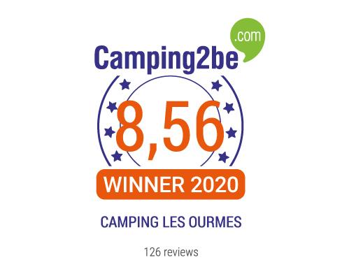 Lire les avis du camping CAMPING LES OURMES