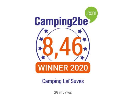 Lire les avis du Camping Leï Suves