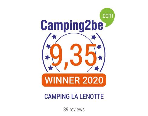 Lire les avis du camping CAMPING LA LENOTTE