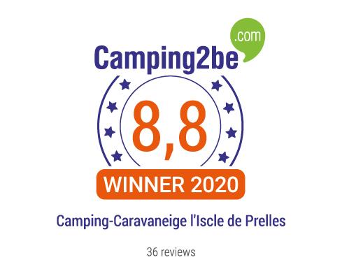lire les avis sur le camping iscle de prelles