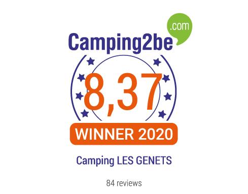 Lire les avis du camping Camping LES GENETS