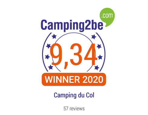 Read reviews of camping du Col