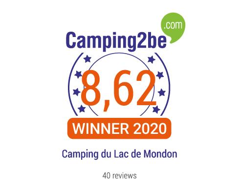 Lire les avis du camping Camping du Lac de Mondon