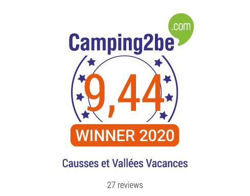 Lire les avis du camping Causses et Vallées Vacances