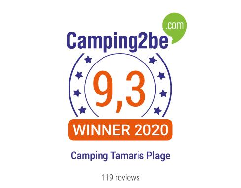 Lire les avis du Camping Tamaris Plage
