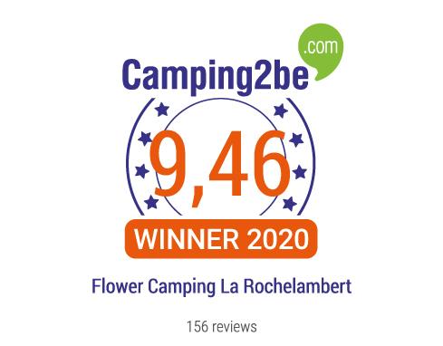 Lire les avis du Flower Camping La Rochelambert