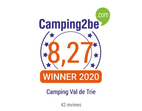 Lire les avis du camping Camping Val de Trie