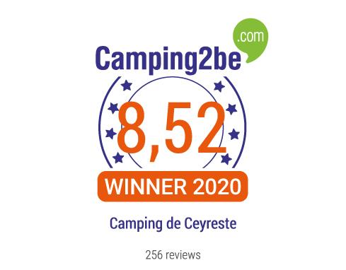 Lire les avis du camping Camping de Ceyreste