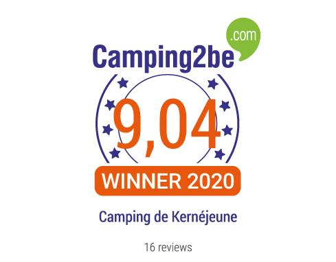 Lire les avis du Camping de Kernéjeune