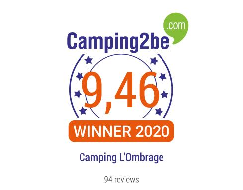 Lire les avis du camping Camping L'Ombrage