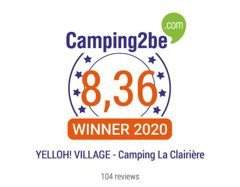Lire les avis du Camping La Clairière