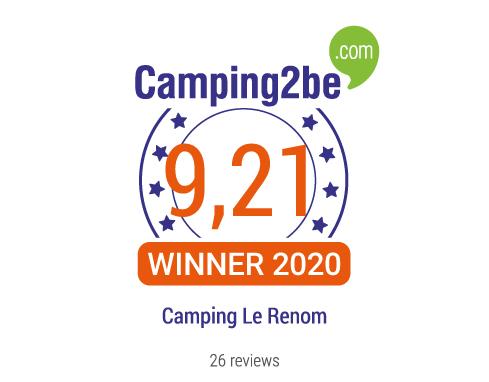 Lire les avis du Camping Le Renom