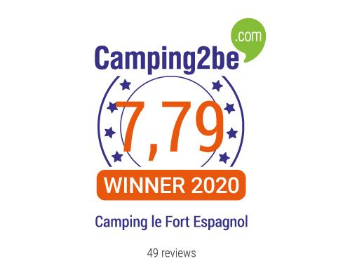 Lire les avis du Camping le Fort Espagnol