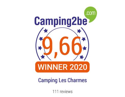 Lire les avis du Camping Les Charmes