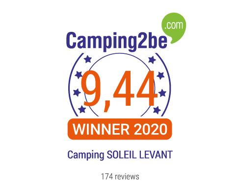 Lire les avis du camping Camping SOLEIL LEVANT