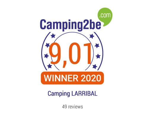Lire les avis du Camping LARRIBAL