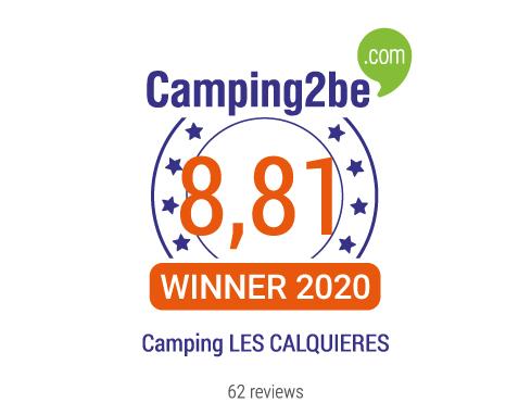 Lire les avis du Camping LES CALQUIERES