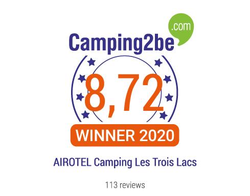Lire les avis du AIROTEL Camping Les Trois Lacs