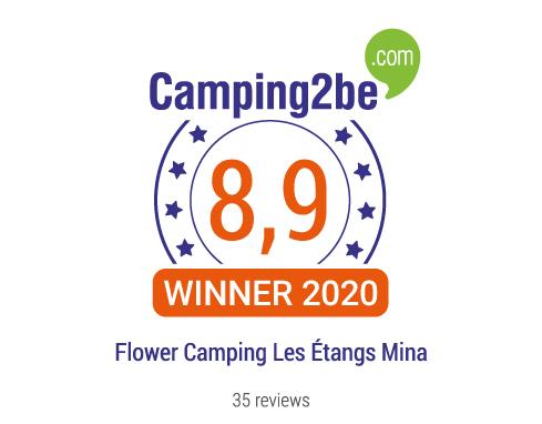 Lire les avis du Flower Camping Les Étangs Mina***