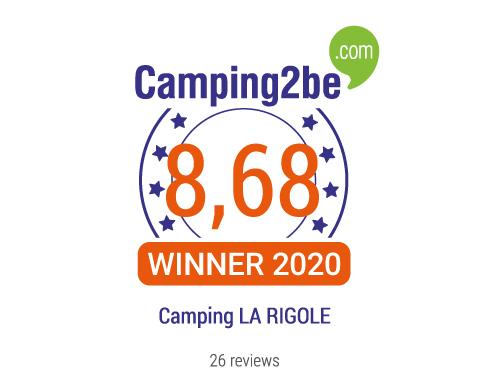 Lire les avis du Camping LA RIGOLE