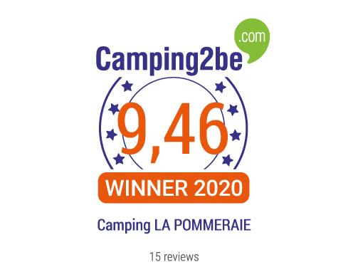 Lire les avis du camping Camping LA POMMERAIE