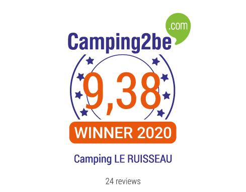 Lire les avis du Camping LE RUISSEAU