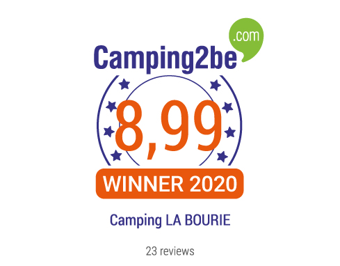 Lees reviews voor camping LA BOURIE