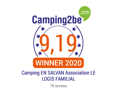 Lire les avis du camping Camping EN SALVAN Association LE LOGIS FAMILIAL
