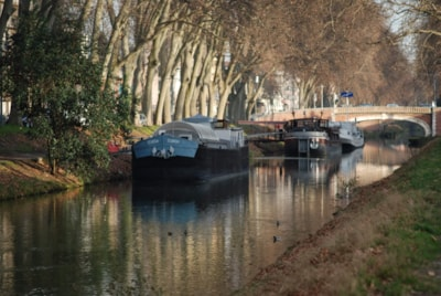 Camping & Canal du Midi