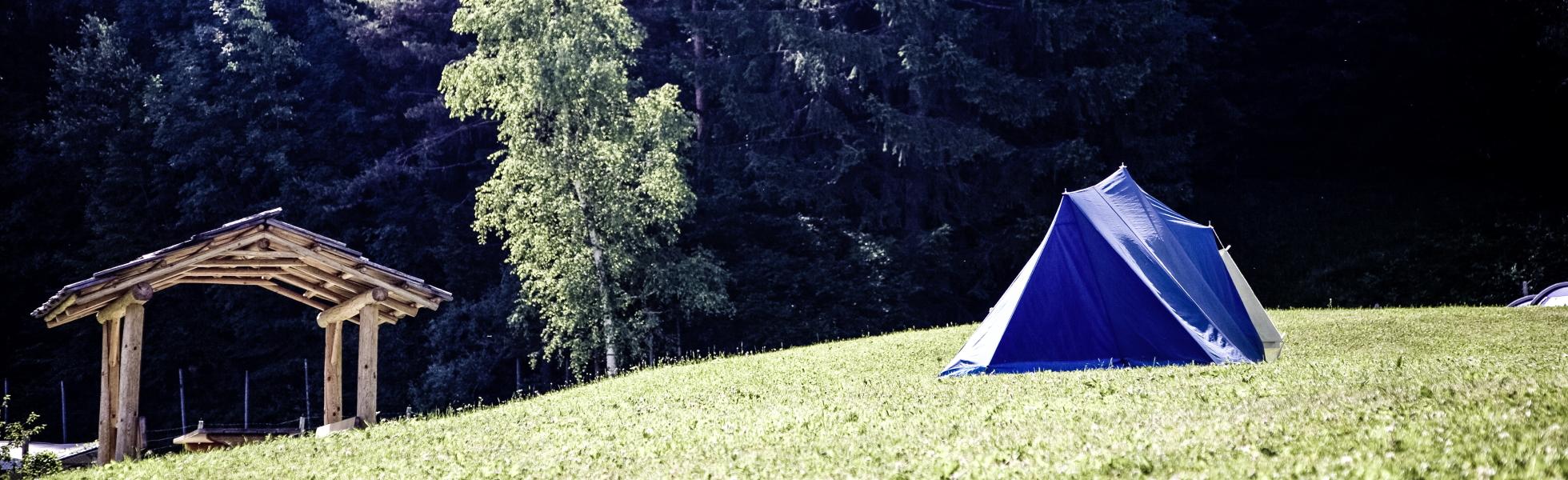Le Camping au naturel