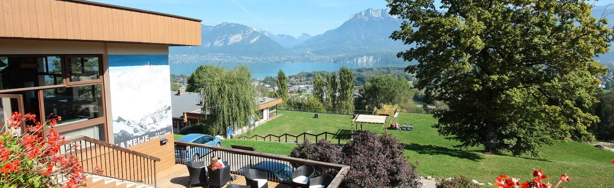 Les Balcons du lac d'Annecy - Sevrier / Haute-Savoie