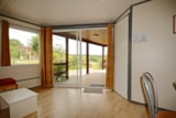 Rental - Chalet Rêve Premium 34m² (2 bedrooms) sheltered terrace + TV - Castel Domaine De La Faurie