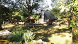 Rental - Bungalow Confort Safari 21m² (2 bedrooms) without toilet block - Castel Domaine De La Faurie