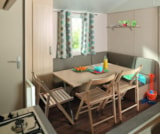 Rental - MOBIL HOME LOUNGE PLUS - 3 bedrooms - 2 TYPES : THANK YOU FOR SPECIFYING WHEN BOOKING - Castel Domaine de La Paille Basse